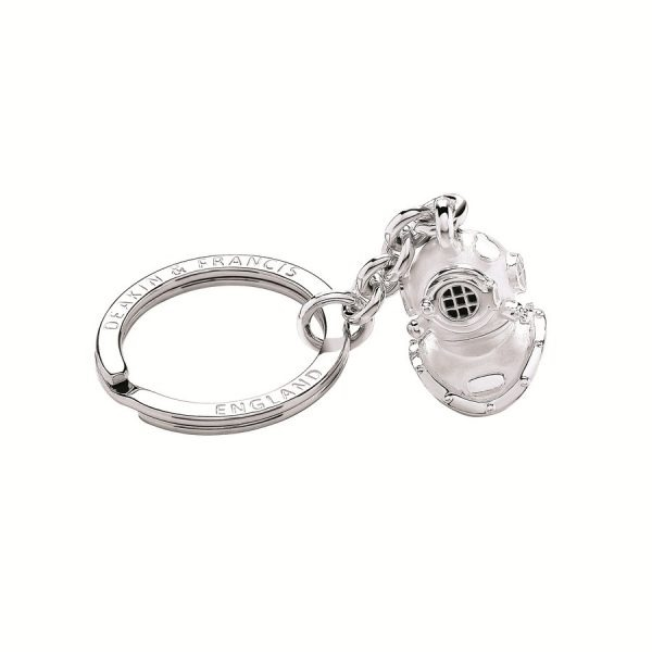 Divers Key Ring