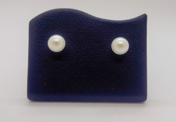 9ct YG Cultured Pearl 5.5-6mm