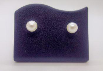 9ct YG Cultured Pearl 7-7.5mm