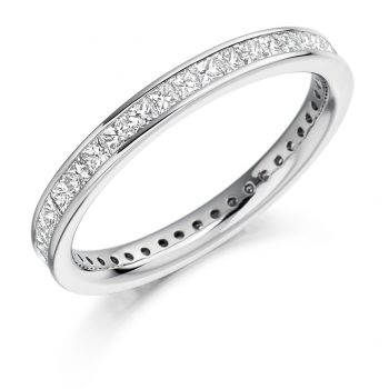 FET887 Palladium Ring