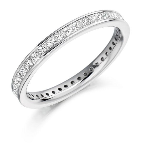 FET 887 Palladium Ring