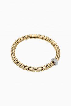 Fope 18ct Yellow Gold Bracelet