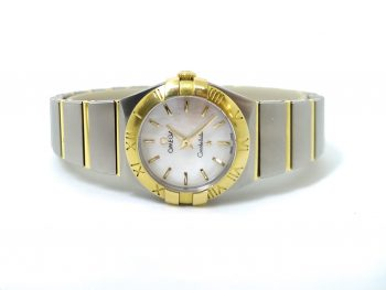 Pre-Owned Omega Lady Constellation 25mm