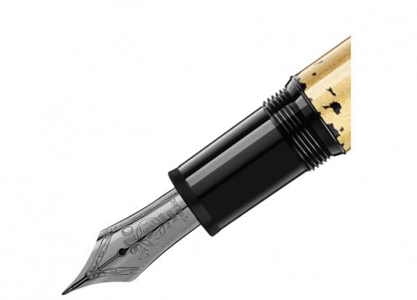 Fountain Pen Gold Leaf