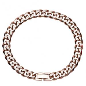 Unique & co Curb Bracelet