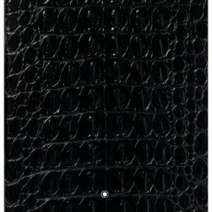 montblanc black notebook