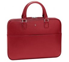Montbanc Red Document Case