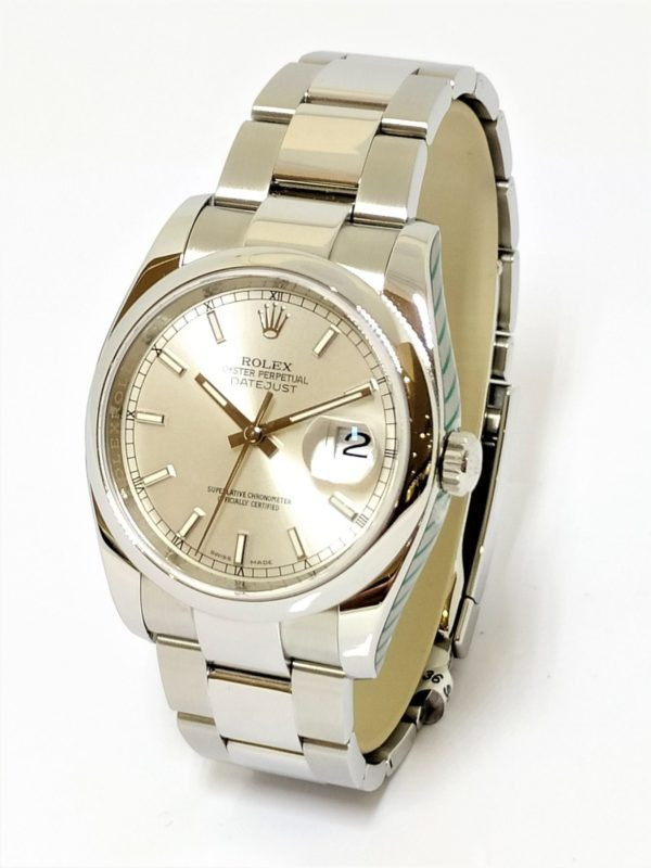 Pre-Owned Rolex Oyster Perpetual DateJust 36