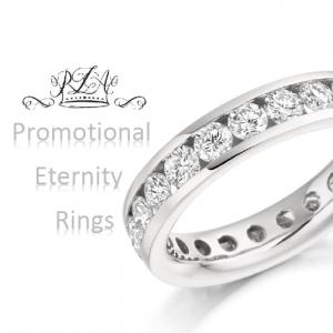 Promotional Eternity Rings