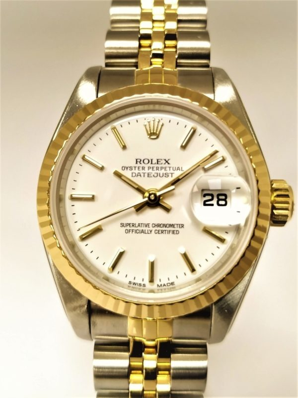 Pre-Owned Rolex Lady Datejust 26mm circa 1988