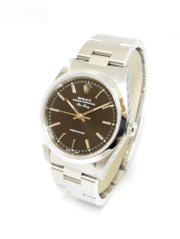 Pre-Owned Rolex Oyster Perpetual Air King 34mm