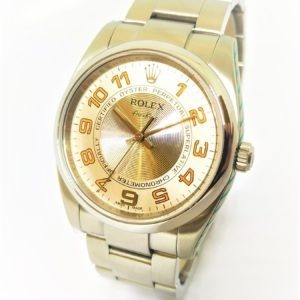 Pre-Owned Rolex Oyster Perpetual Air King Circa 2010