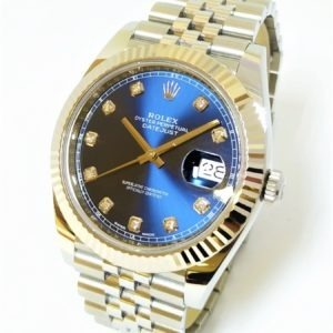 Pre-Owned Rolex Oyster Perpetual DateJust 41