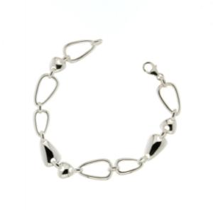 Silver Bangles & Bracelets